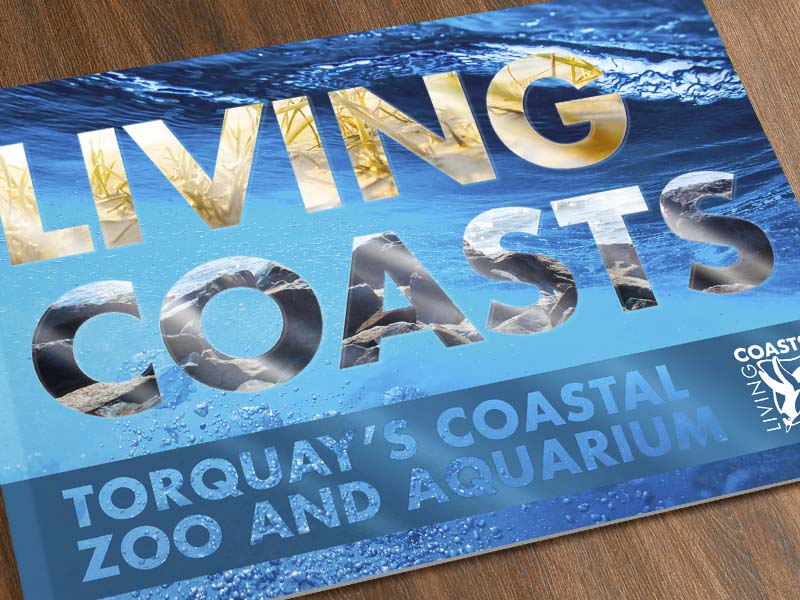 Living Coasts Souvenir Guide
